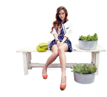 Jessica (SNSD) PNG Render by MiHVVN