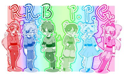 ~|power puff girls and rowdy ruff boys|~ by rainbow223