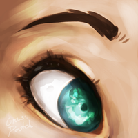 Eyeball by GrassPatch