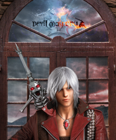 Realistic Dante by Taitiii