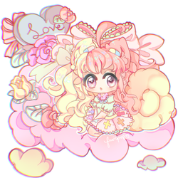 New OC - Sugarpill by FruitiPop