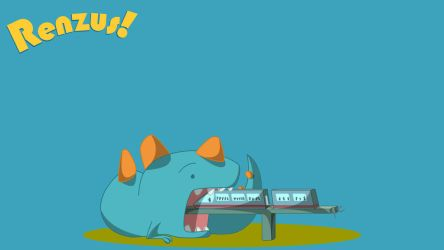 Train Eater by renzus