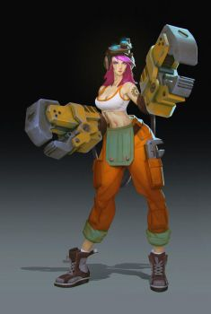 VI mechanic by Niconoff
