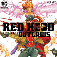 Red Hood and the Outlaws by DCTrad