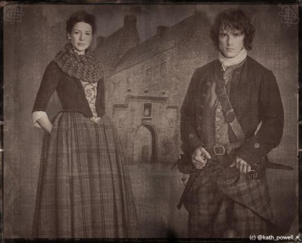 Claire and Jamie by Kath-13