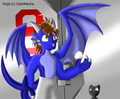 Dragon Transformation part 4 (revised) by clashmecha