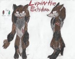 {Ref Sheet} Lupin by CharleetheCat-Bat