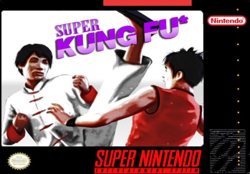 Super Kung Fu on the Super Nintendo by Maniac1075