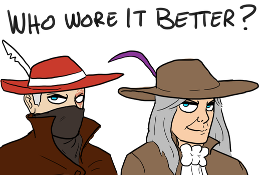 Who Wore It Better? by Megalemon
