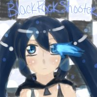 Black Rock Shooter by Ashleythehedgehog101