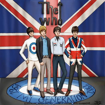 The Who by 89000007ANL