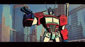 Optimus Prime #1 is out! by dcjosh