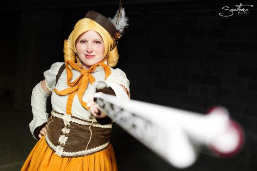 Mami- Magical Girl by ChikiCosplay