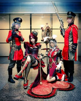 The Royal Red ::11 by Cvy