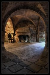 The Main Hall by Haywood-Photography