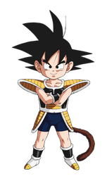 Kakarotto Dragon Ball Super Broly by andrewdragonball