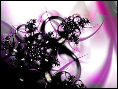 Purple Abstract by Garret-B