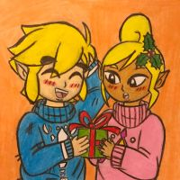 Holly Jolly by angry-toon-link