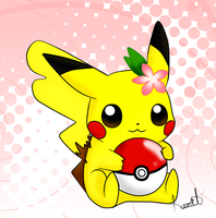 My Pikachu by Kaorith