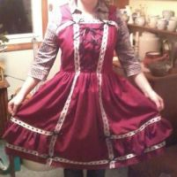 Ruffles and Lace Jsk by Ange-Gothique