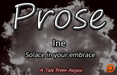 November Prompt Story: Solace in your embrace by Nocturnaliss