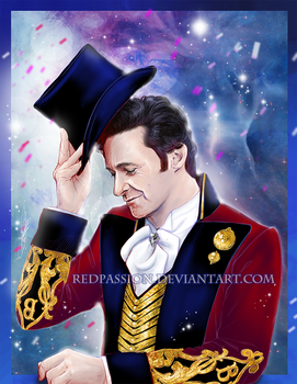 The Grestest Showman by RedPassion