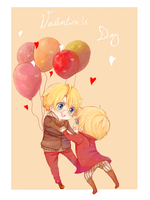 Valentine's Day by milaa-chan