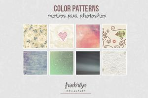 8 Patterns by friabrisa