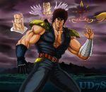 Hokuto no ken / Fighting in the nineties by UD7S
