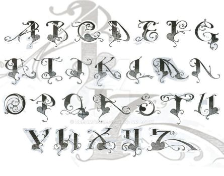 Inoquous Font by DreamAGINE