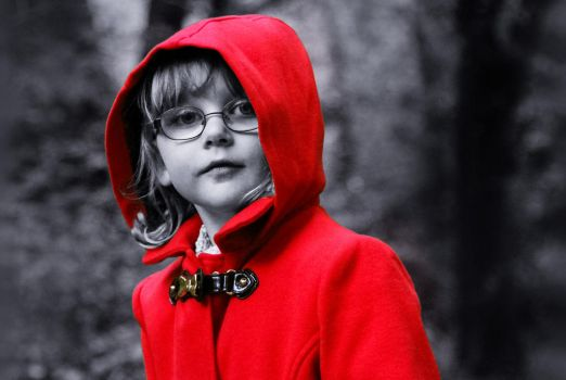 Red Riding Hood. by Joker-laugh