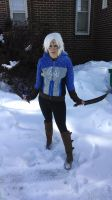 Grey Warden Hoodie by coolbyproxy