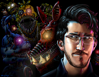 The King | Markiplier by SimplEagle