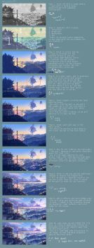 Landscape/Background Tutorial by SeerLight
