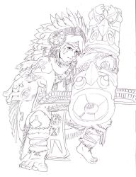 Indian Chief by ThankU830309