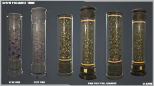Wtek Complex - Foliages Tubes by Ulamb