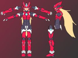 Zero Mythos Orthographic by Garm-r