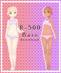 R-500 Base by garbagegobble