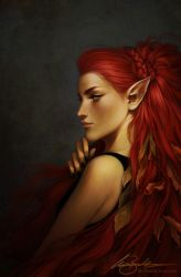 a s h e s by Charlie-Bowater