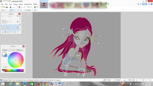 Winx Club - WIP by Musa-Eyre