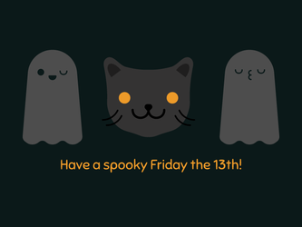 Friday The 13th (Cute) by apparate