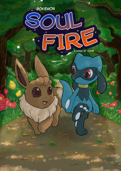 Pokemon Soul Fire by sofizjackson