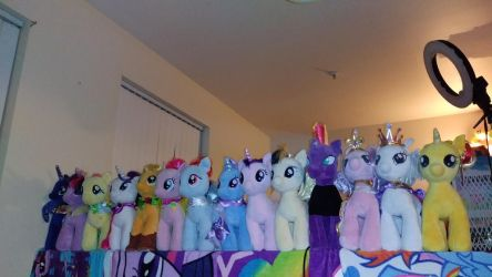 My collection by PlushMaker101