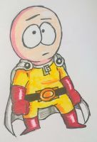One Punch Kid by theguywhodrawsalot