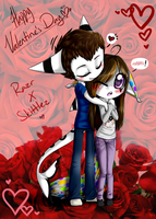 .:PC:. Valentine's Day present from her luv~ by SilverfanNumberONE