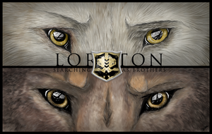 Lorcton coat of arms by Ananiel