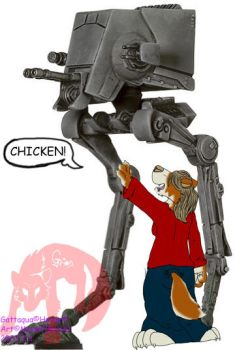 CHICKEN by Grion