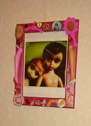 Doll Parts frame by VomitheartSelma