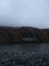 Quidi Vidi Wharf and Structure by PavelKirilovich