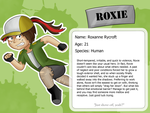 Roxie - Character Profile by Moeberguine